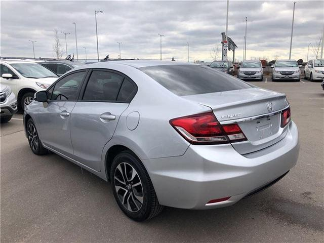 2013 Honda Civic EX (Stk: I180496A) in Mississauga - Image 5 of 19