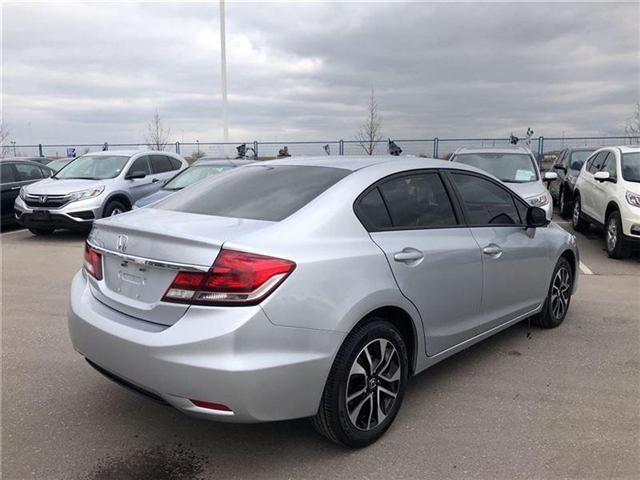 2013 Honda Civic EX (Stk: I180496A) in Mississauga - Image 7 of 19