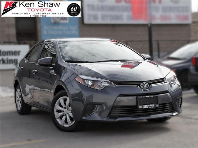 2015 Toyota Corolla LE (Stk: 15079A) in Toronto - Image 2 of 18