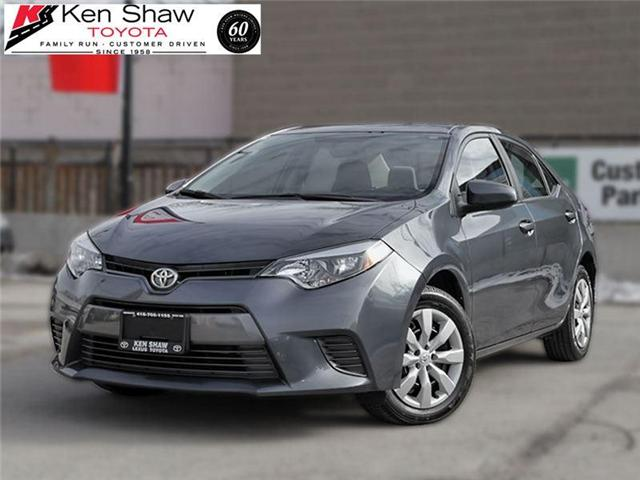 2015 Toyota Corolla LE (Stk: 15079A) in Toronto - Image 3 of 18