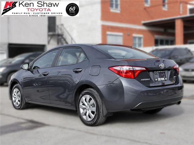 2015 Toyota Corolla LE (Stk: 15079A) in Toronto - Image 6 of 18
