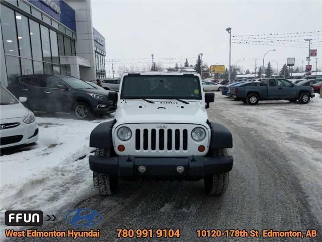 2013 Jeep Wrangler Unlimited Sport (Stk: E3046A) in Edmonton - Image 3 of 21