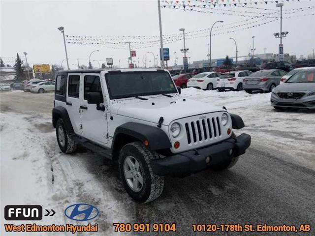 2013 Jeep Wrangler Unlimited Sport (Stk: E3046A) in Edmonton - Image 4 of 21