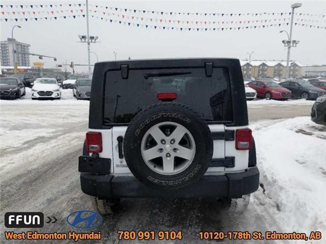 2013 Jeep Wrangler Unlimited Sport (Stk: E3046A) in Edmonton - Image 7 of 21