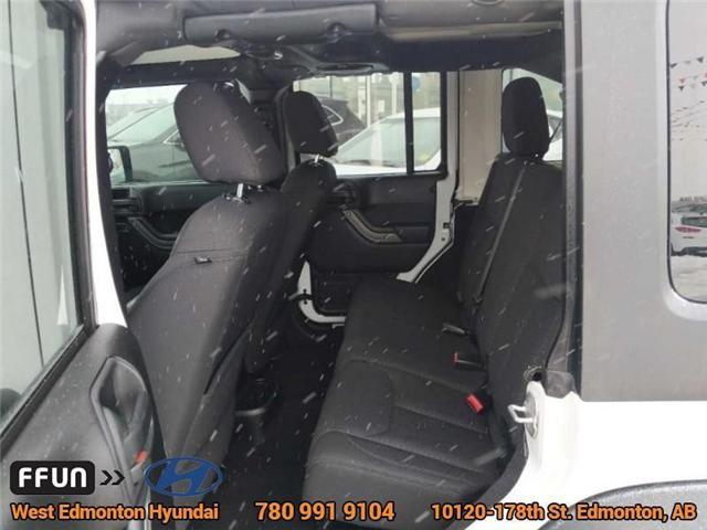 2013 Jeep Wrangler Unlimited Sport (Stk: E3046A) in Edmonton - Image 10 of 21