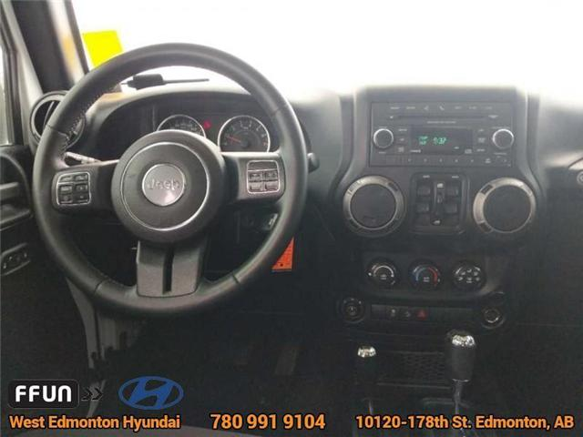 2013 Jeep Wrangler Unlimited Sport (Stk: E3046A) in Edmonton - Image 13 of 21