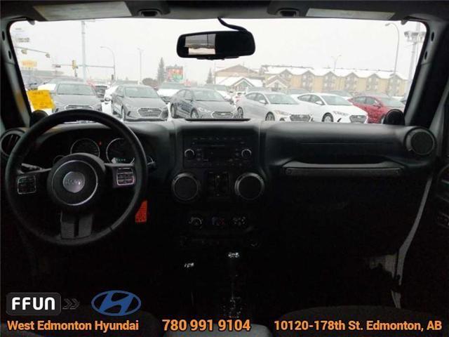 2013 Jeep Wrangler Unlimited Sport (Stk: E3046A) in Edmonton - Image 14 of 21