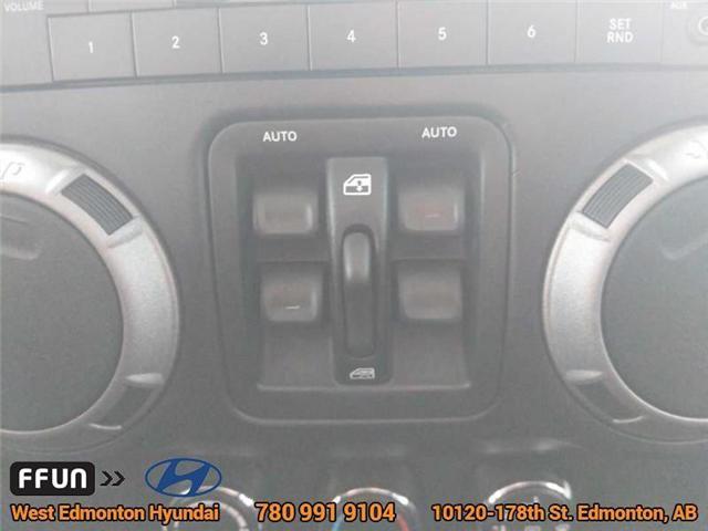 2013 Jeep Wrangler Unlimited Sport (Stk: E3046A) in Edmonton - Image 16 of 21