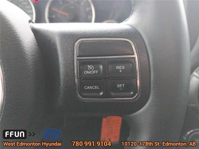 2013 Jeep Wrangler Unlimited Sport (Stk: E3046A) in Edmonton - Image 20 of 21