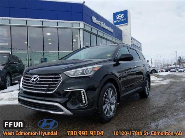 2018 Hyundai Santa Fe XL Base (Stk: E3048) in Edmonton - Image 1 of 22