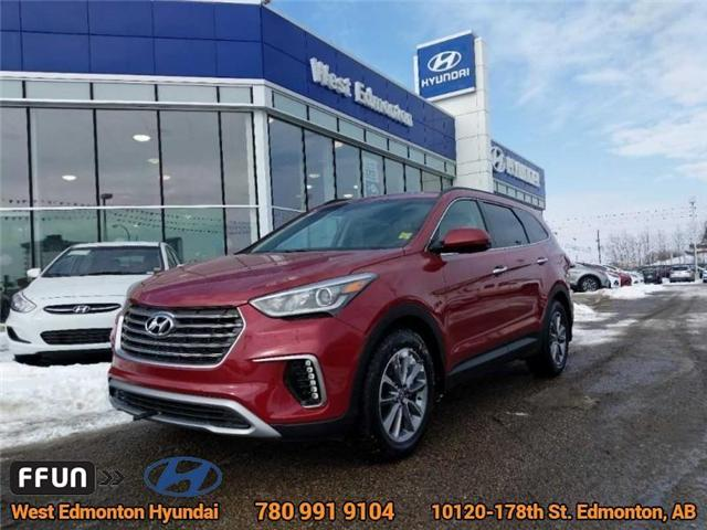 2018 Hyundai Santa Fe XL Base (Stk: E3049) in Edmonton - Image 1 of 23
