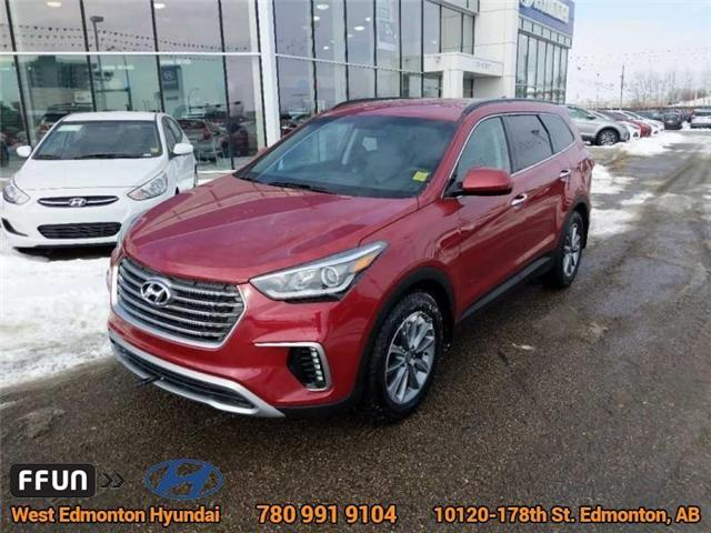 2018 Hyundai Santa Fe XL Base (Stk: E3049) in Edmonton - Image 2 of 23