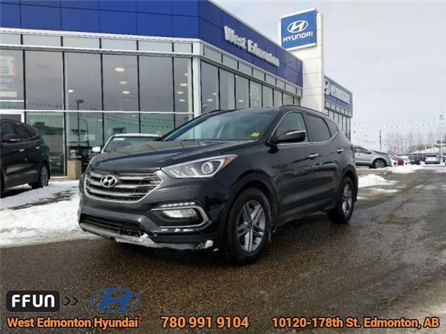 2018 Hyundai Santa Fe Sport 2.4 SE (Stk: E3051) in Edmonton - Image 1 of 23