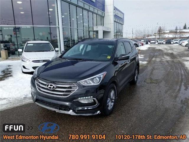 2018 Hyundai Santa Fe Sport 2.4 SE (Stk: E3051) in Edmonton - Image 2 of 23