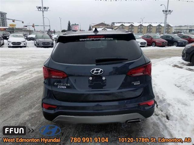 2018 Hyundai Santa Fe Sport  (Stk: E3059) in Edmonton - Image 7 of 23