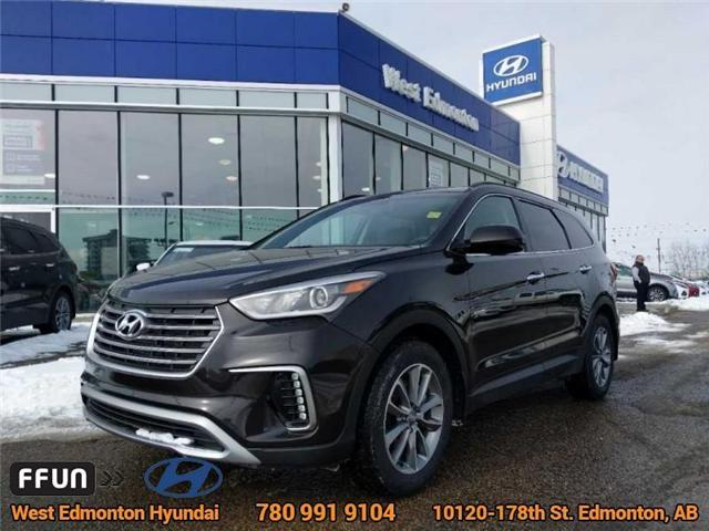 2018 Hyundai Santa Fe XL Base (Stk: E3062) in Edmonton - Image 1 of 21