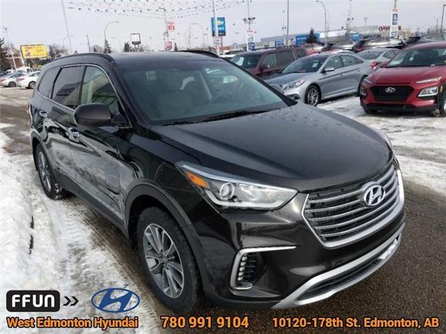 2018 Hyundai Santa Fe XL Base (Stk: E3062) in Edmonton - Image 4 of 21