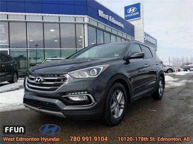 2018 Hyundai Santa Fe Sport  (Stk: E3063) in Edmonton - Image 1 of 27