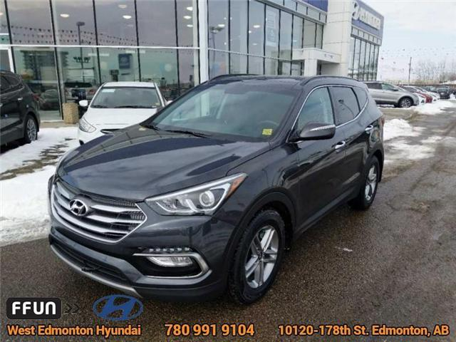 2018 Hyundai Santa Fe Sport  (Stk: E3063) in Edmonton - Image 2 of 27