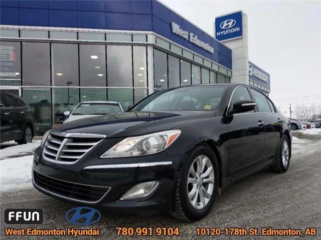 2013 Hyundai Genesis 3.8 (Stk: 88782B) in Edmonton - Image 1 of 23
