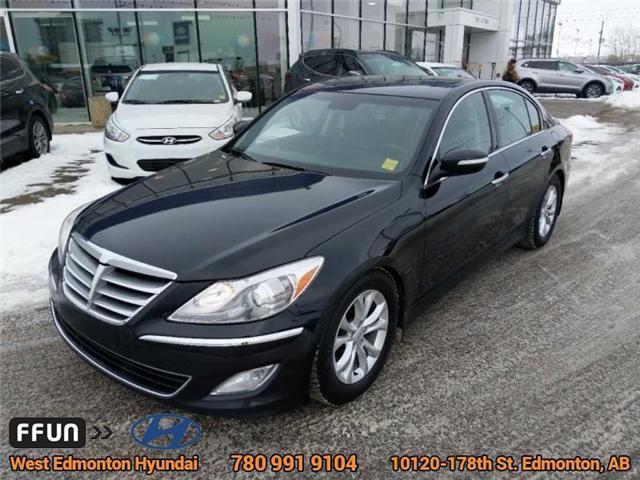 2013 Hyundai Genesis 3.8 (Stk: 88782B) in Edmonton - Image 2 of 23