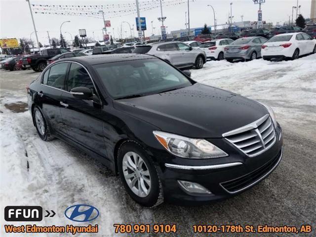 2013 Hyundai Genesis 3.8 (Stk: 88782B) in Edmonton - Image 4 of 23