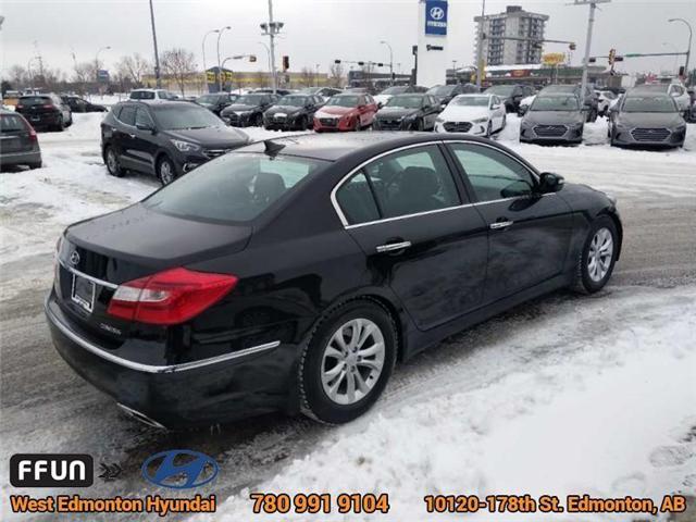 2013 Hyundai Genesis 3.8 (Stk: 88782B) in Edmonton - Image 6 of 23