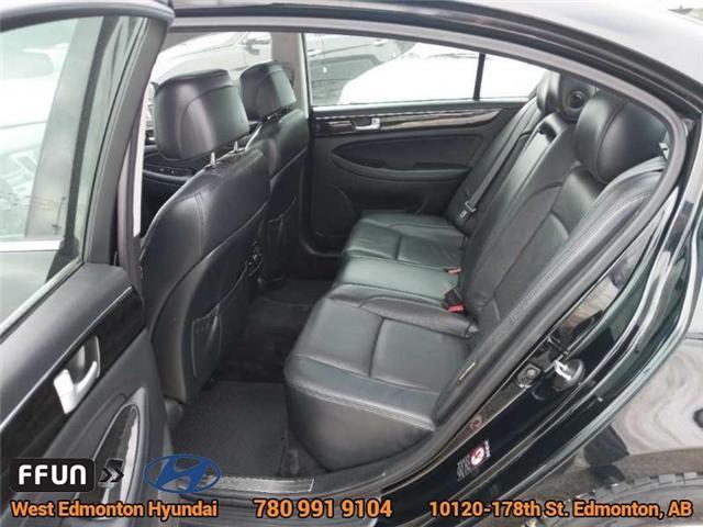 2013 Hyundai Genesis 3.8 (Stk: 88782B) in Edmonton - Image 11 of 23