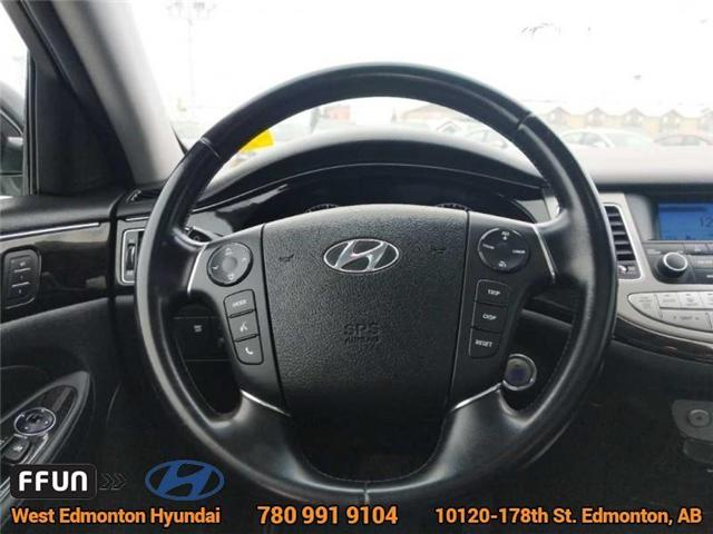 2013 Hyundai Genesis 3.8 (Stk: 88782B) in Edmonton - Image 12 of 23