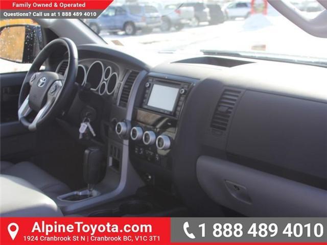 2017 Toyota Sequoia SR5 5.7L V8 (Stk: S149594M) in Cranbrook - Image 10 of 17
