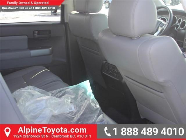 2017 Toyota Sequoia SR5 5.7L V8 (Stk: S149594M) in Cranbrook - Image 11 of 17