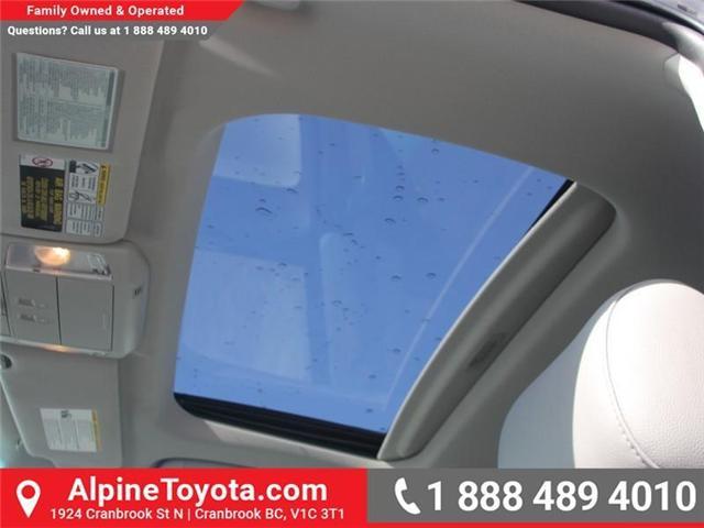 2017 Toyota Sequoia SR5 5.7L V8 (Stk: S149594M) in Cranbrook - Image 15 of 17