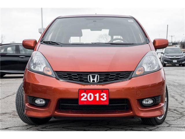 2013 Honda Fit Sport (Stk: u2858) in Orangeville - Image 2 of 18