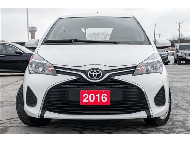2016 Toyota Yaris LE (Stk: U2880) in Orangeville - Image 2 of 18