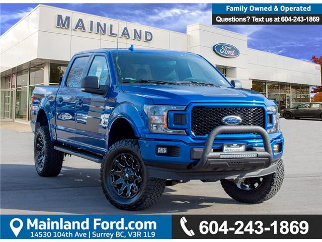 2018 Ford F-150 XLT (Stk: 8F12412) in Surrey - Image 1 of 29