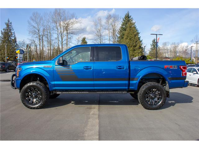2018 Ford F-150 XLT (Stk: 8F12412) in Surrey - Image 4 of 29