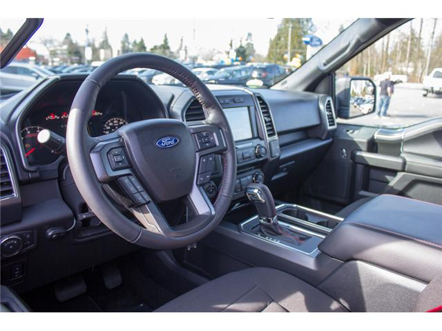 2018 Ford F-150 XLT (Stk: 8F12412) in Surrey - Image 17 of 29