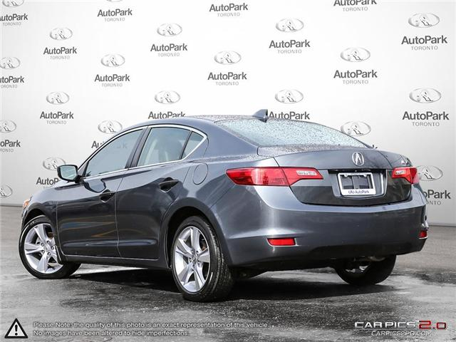 2014 Acura ILX  (Stk: 14-00954MB) in Toronto - Image 4 of 28