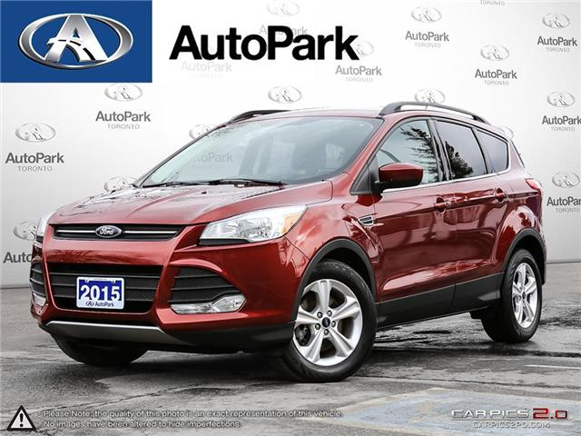 2015 Ford Escape SE (Stk: 15-95494MB) in Toronto - Image 1 of 27