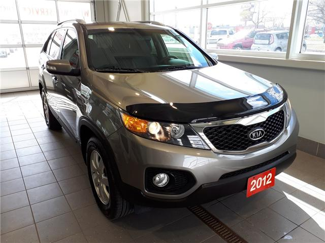 2012 Kia Sorento LX V6 (Stk: K18015B) in Windsor - Image 1 of 16