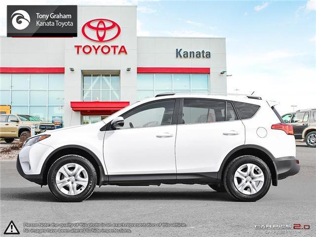 2015 Toyota RAV4 LE (Stk: B2755) in Ottawa - Image 2 of 25