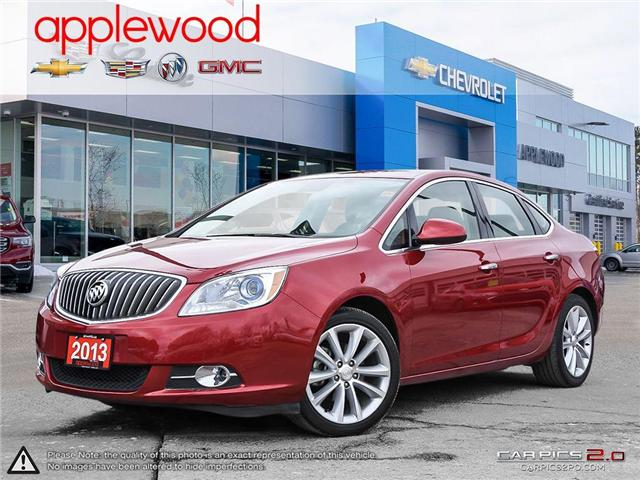 2013 Buick Verano Base (Stk: 3694A) in Mississauga - Image 1 of 28