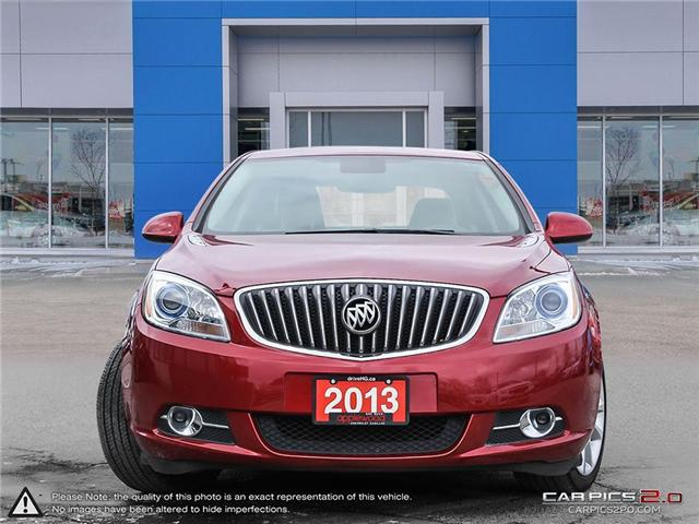 2013 Buick Verano Base (Stk: 3694A) in Mississauga - Image 2 of 28