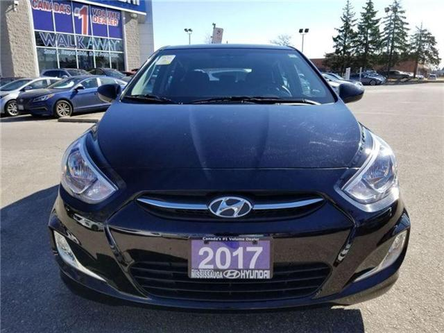 2017 Hyundai Accent SESunroof-Alloy rims in very nice condition (Stk: op9715) in Mississauga - Image 2 of 18