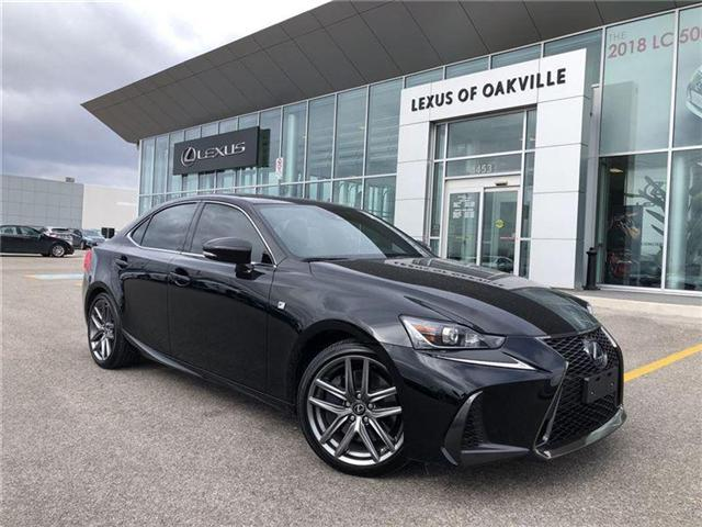 2017 Lexus IS 350 Base (Stk: UC7360) in Oakville - Image 1 of 20