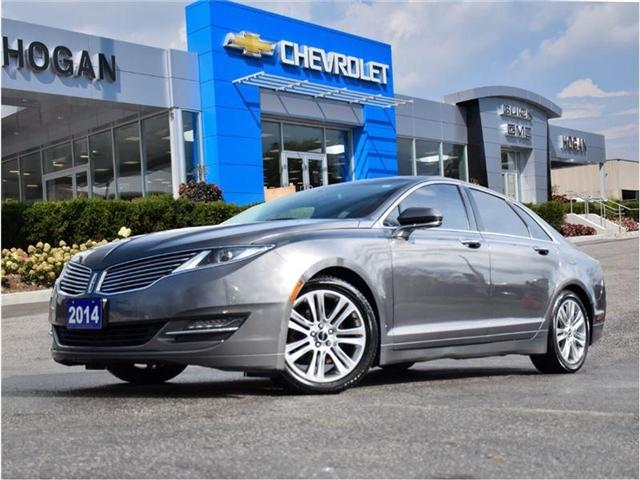 2014 Lincoln MKZ Base (Stk: WN808329) in Scarborough - Image 1 of 25