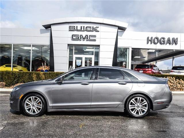 2014 Lincoln MKZ Base (Stk: WN808329) in Scarborough - Image 2 of 25