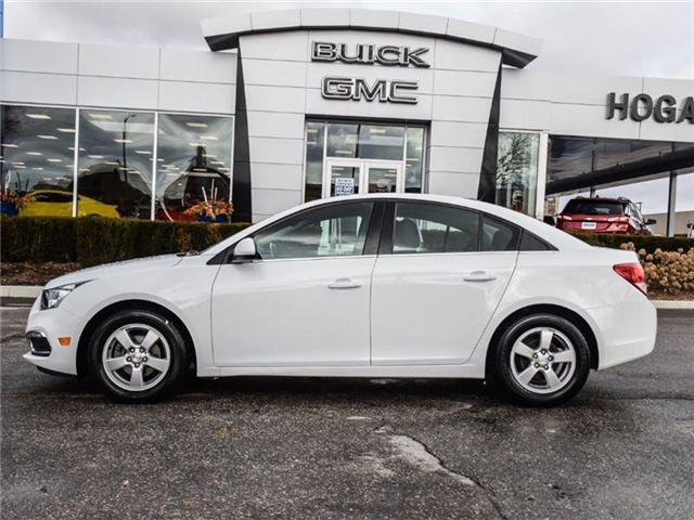 2015 Chevrolet Cruze 2LT (Stk: A182863) in Scarborough - Image 2 of 26