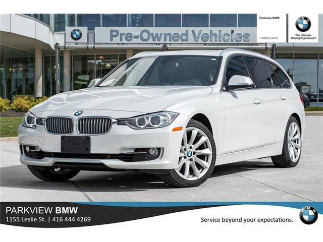 2014 BMW 328i xDrive Touring (Stk: PP7898) in Toronto - Image 1 of 21