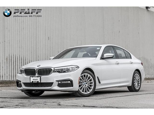 2018 BMW 530 i xDrive (Stk: 19950) in Mississauga - Image 1 of 3